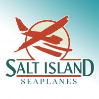 Salt Island Seaplanes logo